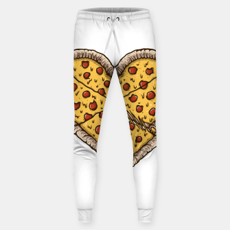 Miniatur Pizza Lover Sweatpants, Live Heroes