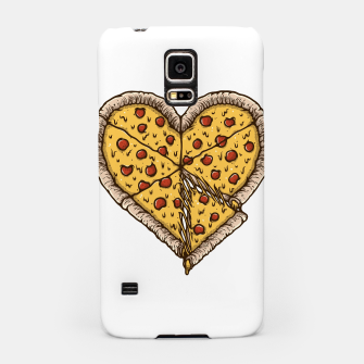 Thumbnail image of Pizza Lover Samsung Case, Live Heroes