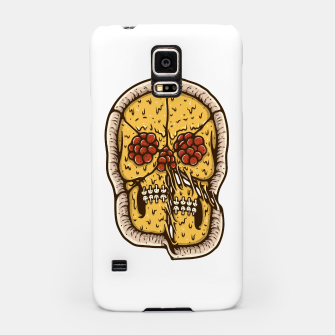 Thumbnail image of Pizza Skull Samsung Case, Live Heroes