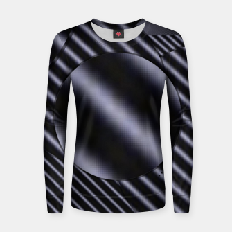 Thumbnail image of STRIPES Women sweater, Live Heroes