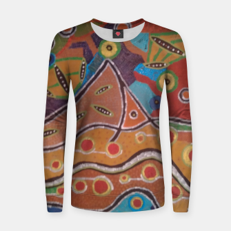 Thumbnail image of fara nume Women sweater, Live Heroes
