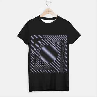 Imagen en miniatura de STRIPES T-shirt regular, Live Heroes