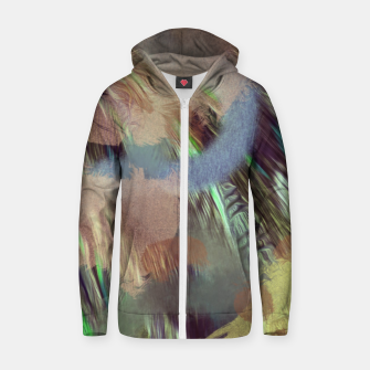 Forest Zip up hoodie thumbnail image