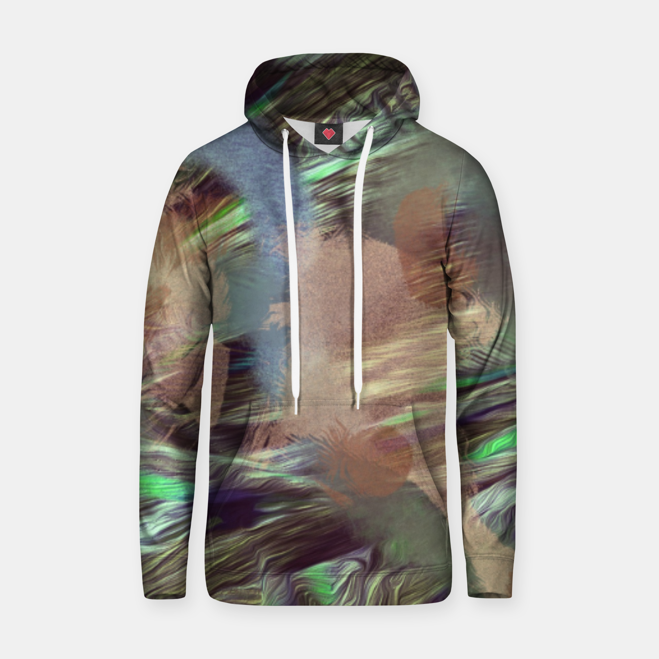 Image of Forest Hoodie - Live Heroes