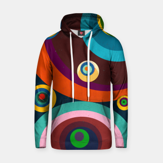 Thumbnail image of circles Hoodie, Live Heroes