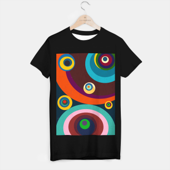 Thumbnail image of circles T-shirt regular, Live Heroes