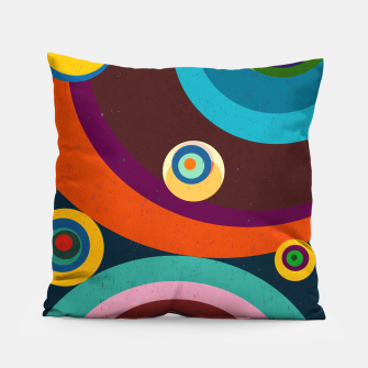 Thumbnail image of circles Pillow, Live Heroes