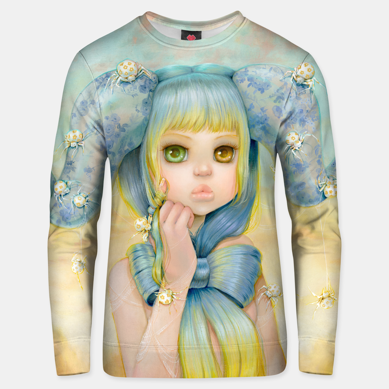 Image of Protector Sweater - Live Heroes
