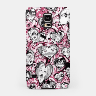 Thumbnail image of Ahegao Valentine Samsung Case, Live Heroes