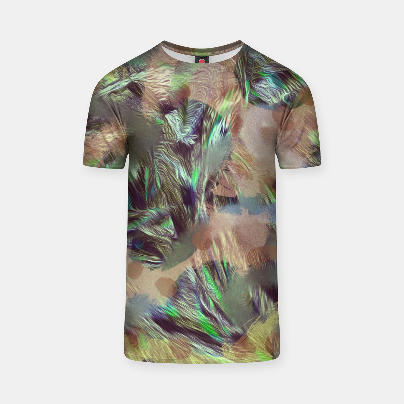 Image of Forest T-shirt - Live Heroes