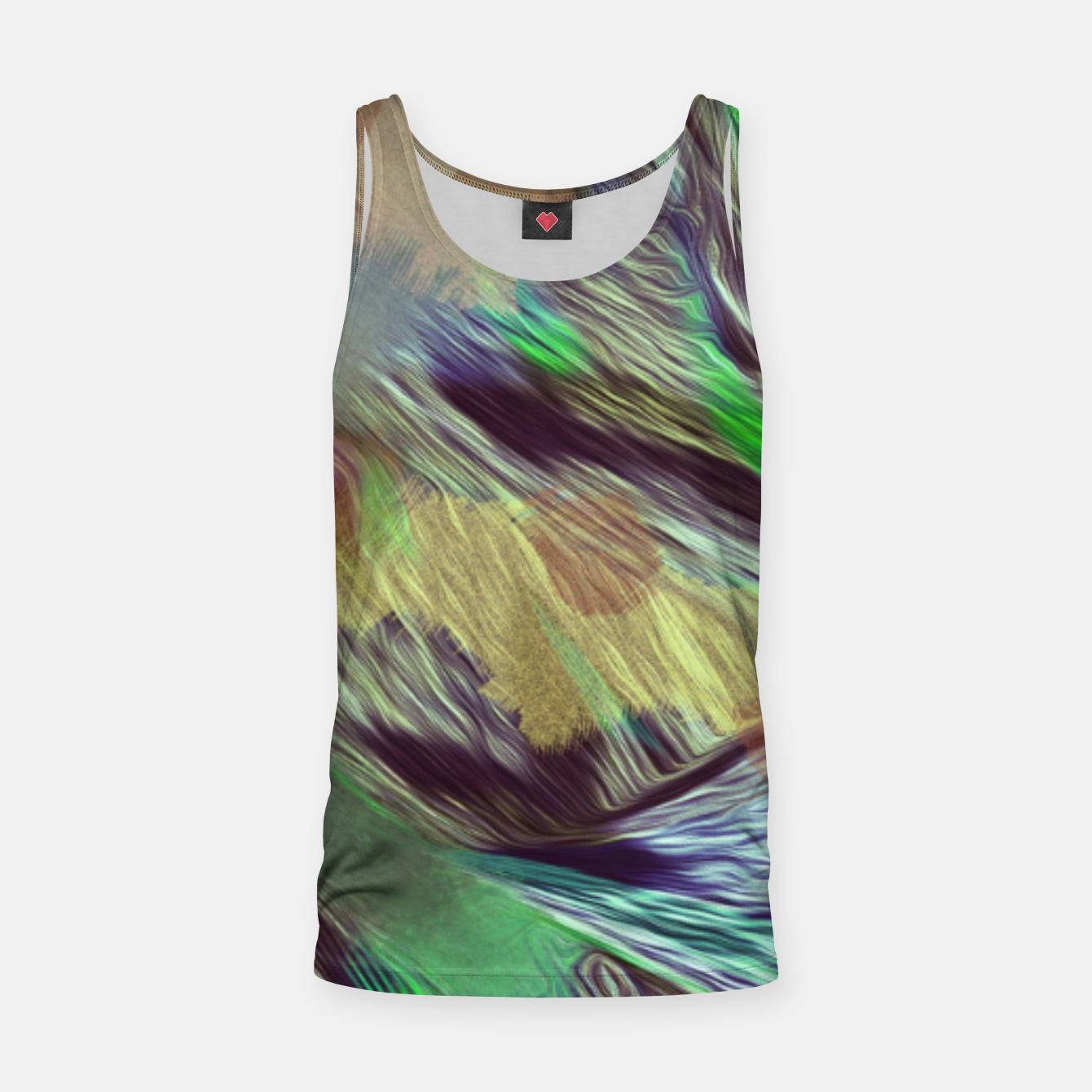 Image of Forest Tank Top - Live Heroes