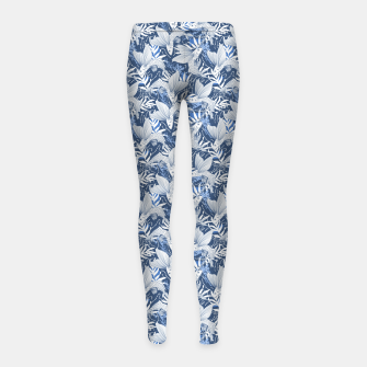 Miniature de image de Flying fish Leggings para niña, Live Heroes