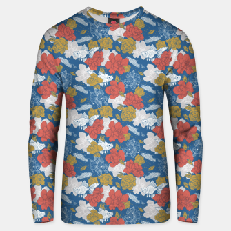 Thumbnail image of Flowers in the sea Sudadera unisex, Live Heroes
