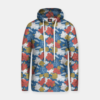 Thumbnail image of Flowers in the sea Sudadera con capucha, Live Heroes