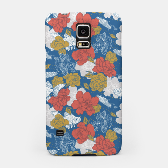Miniature de image de Flowers in the sea Carcasa por Samsung, Live Heroes