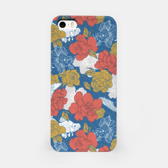 Thumbnail image of Flowers in the sea Carcasa por Iphone, Live Heroes
