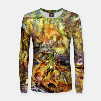 Thumbnail image of Tree Women sweater, Live Heroes