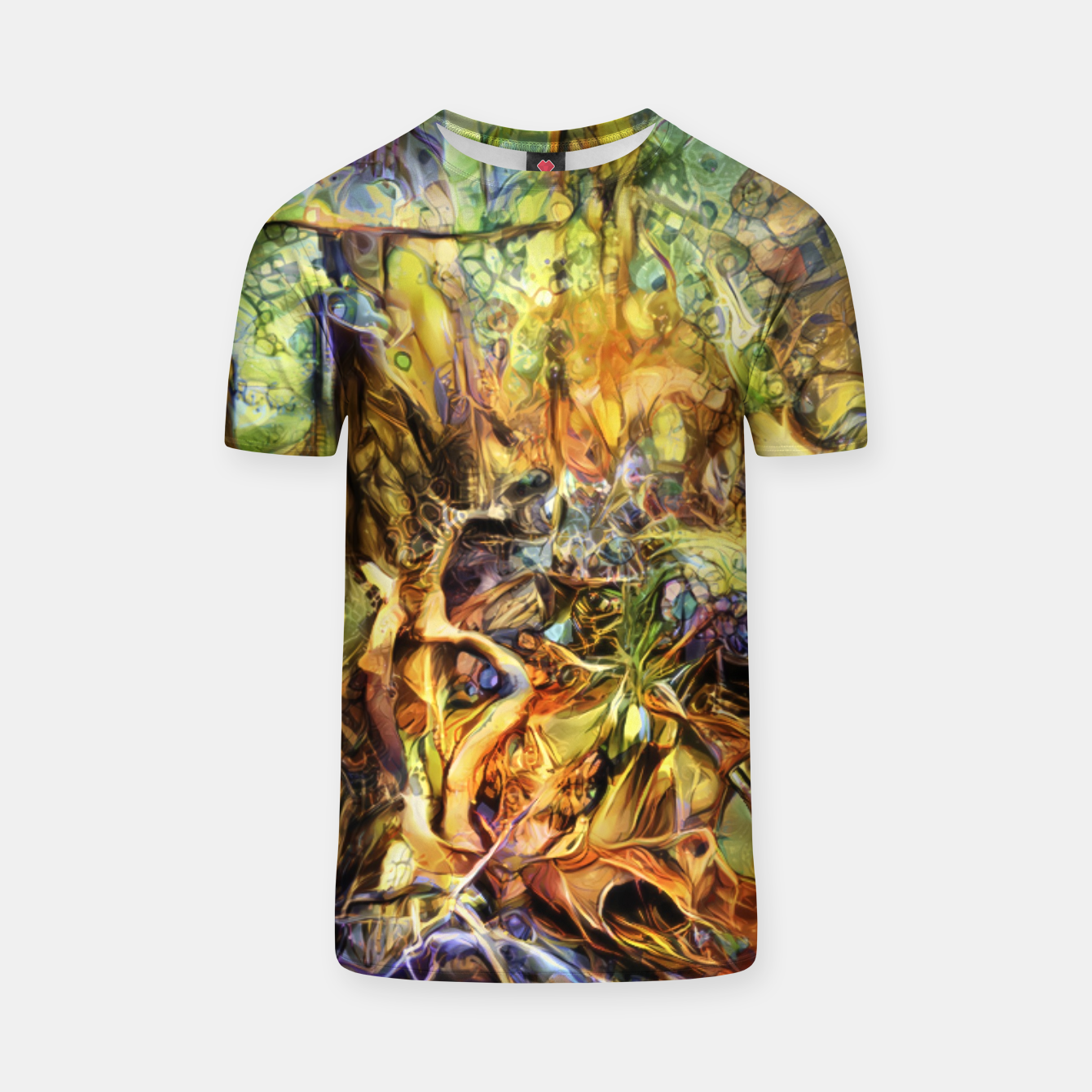 Image of Tree T-shirt - Live Heroes
