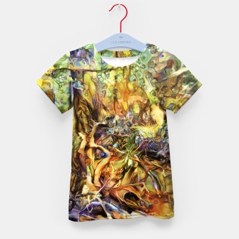 Thumbnail image of Tree Kid's t-shirt, Live Heroes