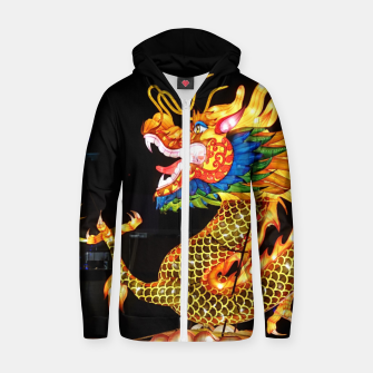 Thumbnail image of Magic Dragon Sweat capuche zippé , Live Heroes