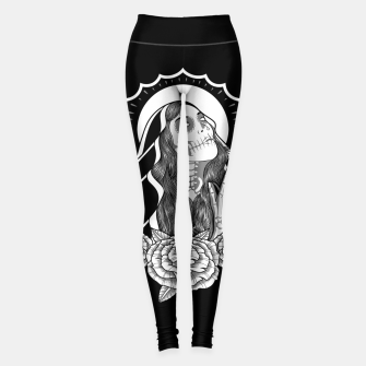 Imagen en miniatura de Repent before Dying Leggings, Live Heroes