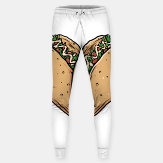 Tacos Lover Sweatpants thumbnail image