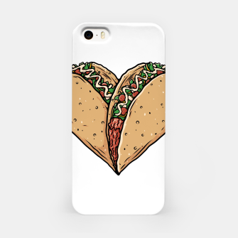 Tacos Lover iPhone Case thumbnail image