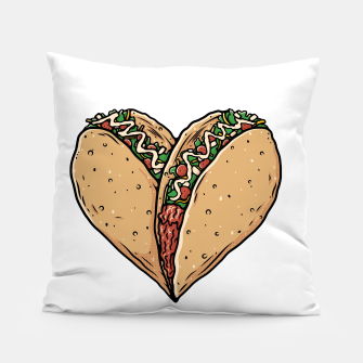 Tacos Lover Pillow thumbnail image