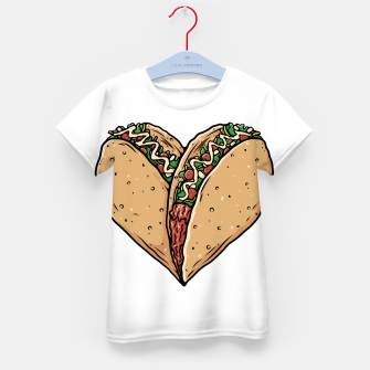 Tacos Lover Kid's t-shirt thumbnail image
