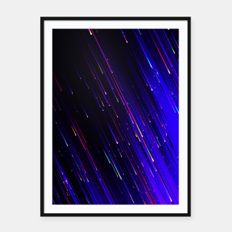 Thumbnail image of CUTIEE Framed poster, Live Heroes