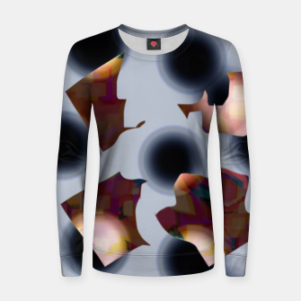 Thumbnail image of dots Women sweater, Live Heroes