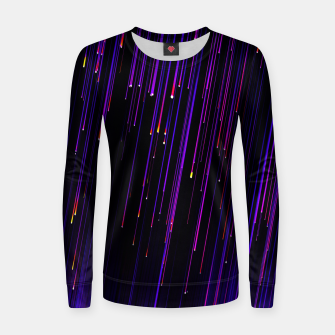 Thumbnail image of STARIE Women sweater, Live Heroes