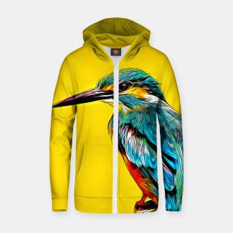 Kingfisher v2 vastd Zip up hoodie thumbnail image