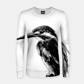 Thumbnail image of Kingfisher v2 vawh Women sweater, Live Heroes