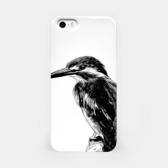 Miniature de image de Kingfisher v2 vawh iPhone Case, Live Heroes
