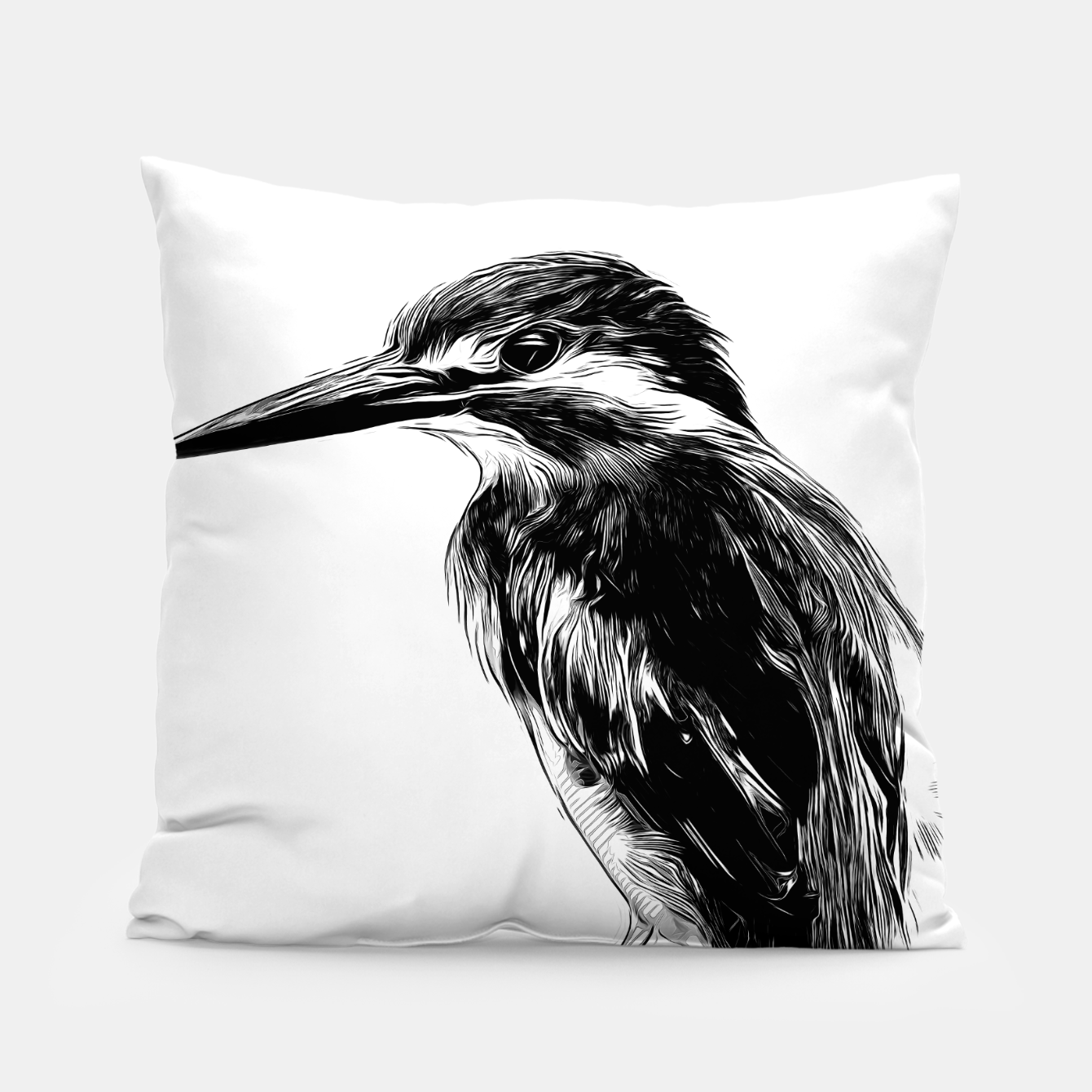 Image de Kingfisher v2 vawh Pillow - Live Heroes