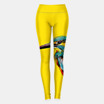 Thumbnail image of Kingfisher v2 vastd Leggings, Live Heroes