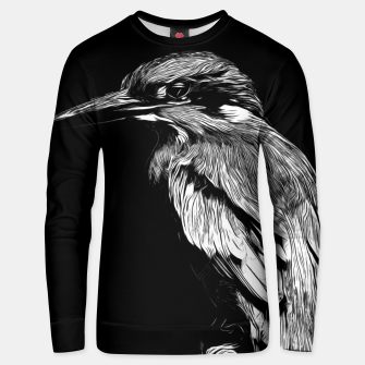 Thumbnail image of Kingfisher v2 vabw Unisex sweater, Live Heroes
