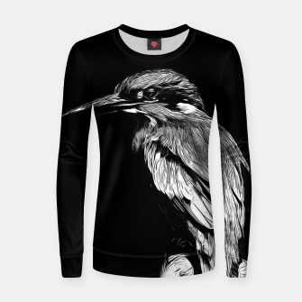 Miniature de image de Kingfisher v2 vabw Women sweater, Live Heroes
