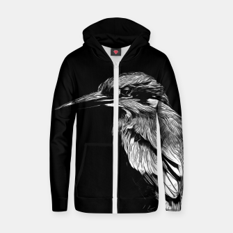 Thumbnail image of Kingfisher v2 vabw Zip up hoodie, Live Heroes