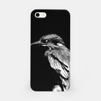 Miniature de image de Kingfisher v2 vabw iPhone Case, Live Heroes