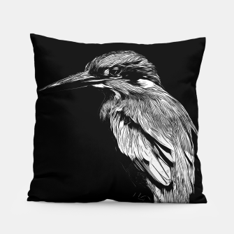 Kingfisher v2 vabw Pillow thumbnail image