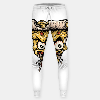 Pizza Monster Sweatpants Bild der Miniatur