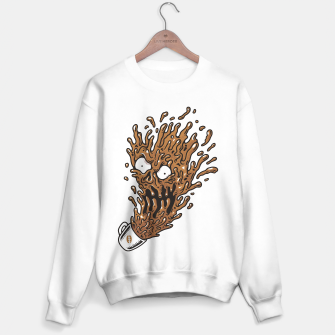 Miniatur Coffee Monster Sweater regular, Live Heroes