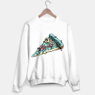 Thumbnail image of Pizza Zombie Sweater regular, Live Heroes