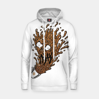 Miniatur Coffee Monster Hoodie, Live Heroes