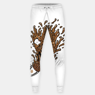 Coffee Monster Sweatpants Bild der Miniatur