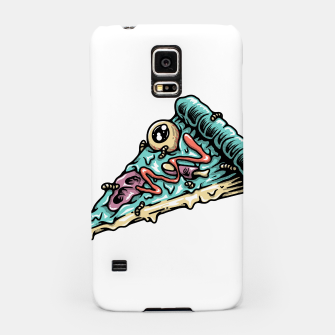 Pizza Zombie Samsung Case miniature