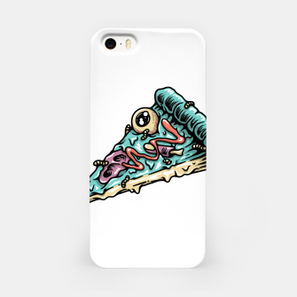 Thumbnail image of Pizza Zombie iPhone Case, Live Heroes