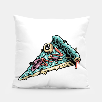 Thumbnail image of Pizza Zombie Pillow, Live Heroes